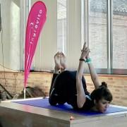 Elizabeth, Congreso Yoga